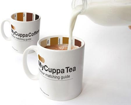 tazas de empresa para elegir el mejor café
