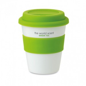 Taza termo personalizada plástico