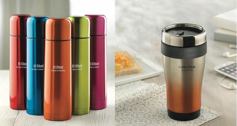 Tazas t rmicas o termos personalizados que elegir - Taza termica para cafe ...