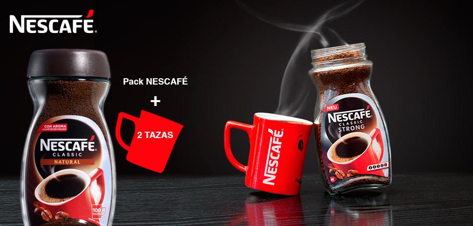 Sorteo de la taza roja de Nescafé