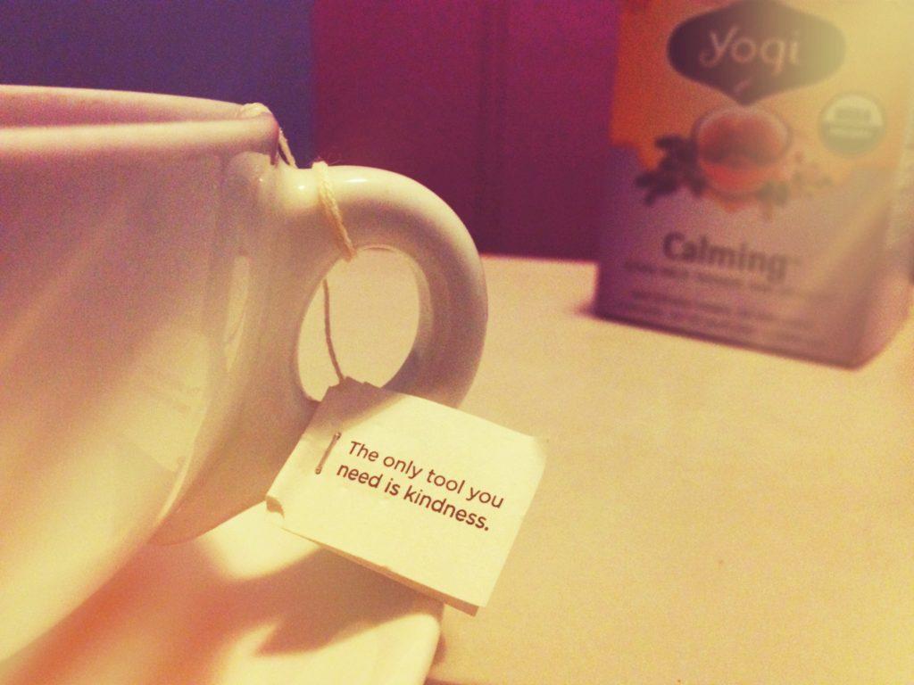 Filosofía Yogi Tea