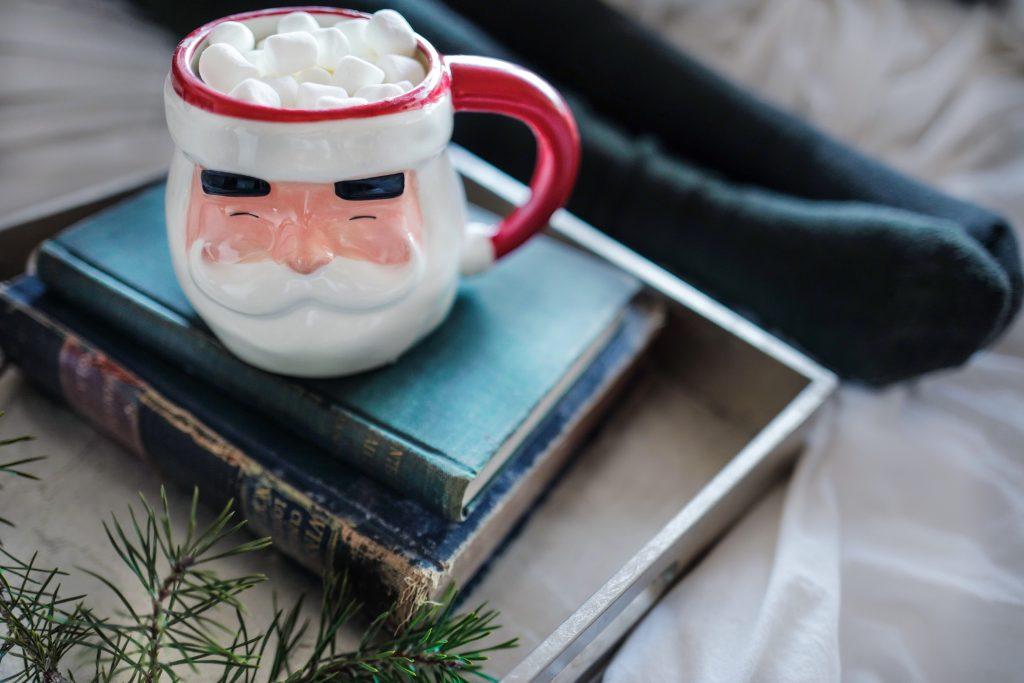Taza personalizada de Navidad
