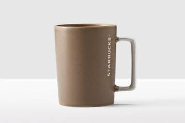 Taza personalizada de Starbucks