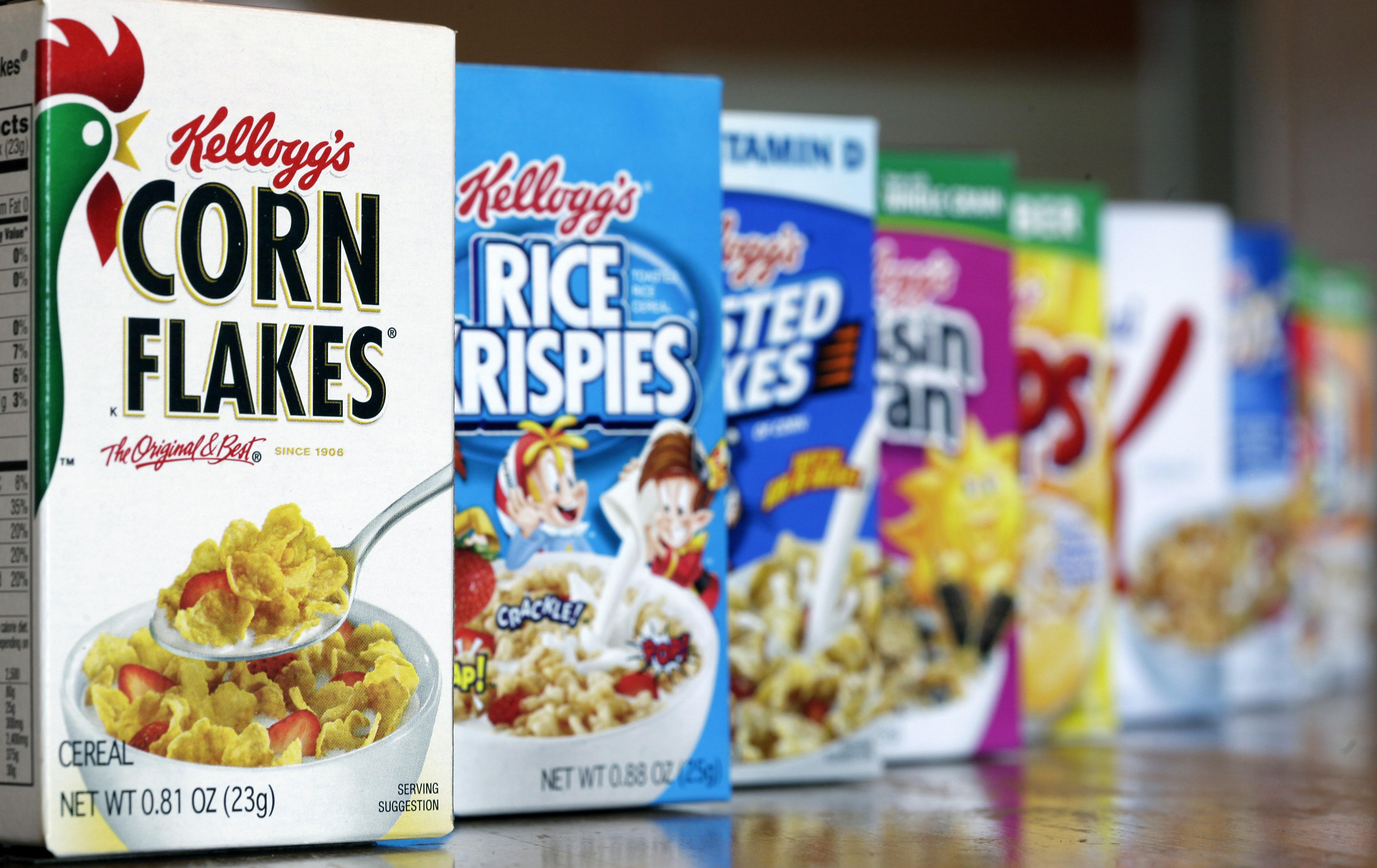 Las tazas de cereales Kellogg's, un clásico eterno para nostálgicos modernos