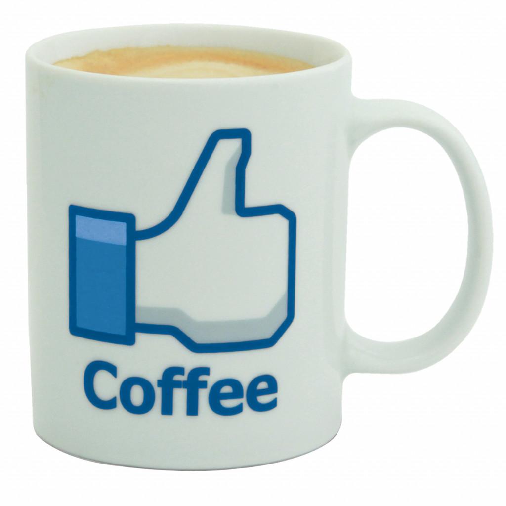 Tazas me gusta de Facebook