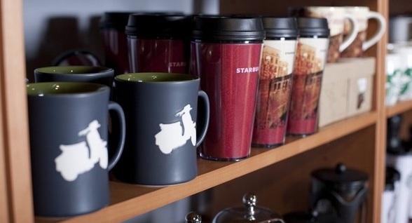 Tazas personalizadas y tazas takeaway publicitarias de Starbucks