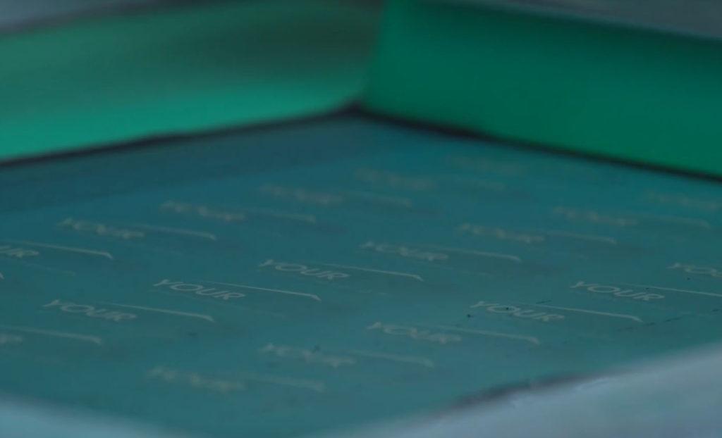 Fotolito para la impresión con transfer cerámico