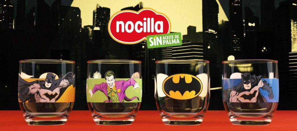Vasos Nocilla Batman