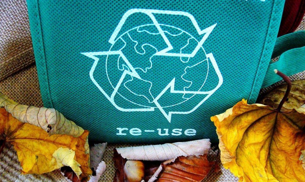 Reciclaje plástico medio ambiente 2020