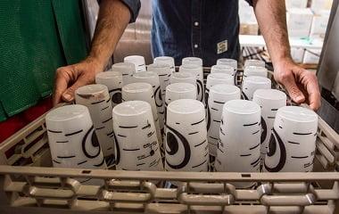 vasos reutilizables sostenibilidad