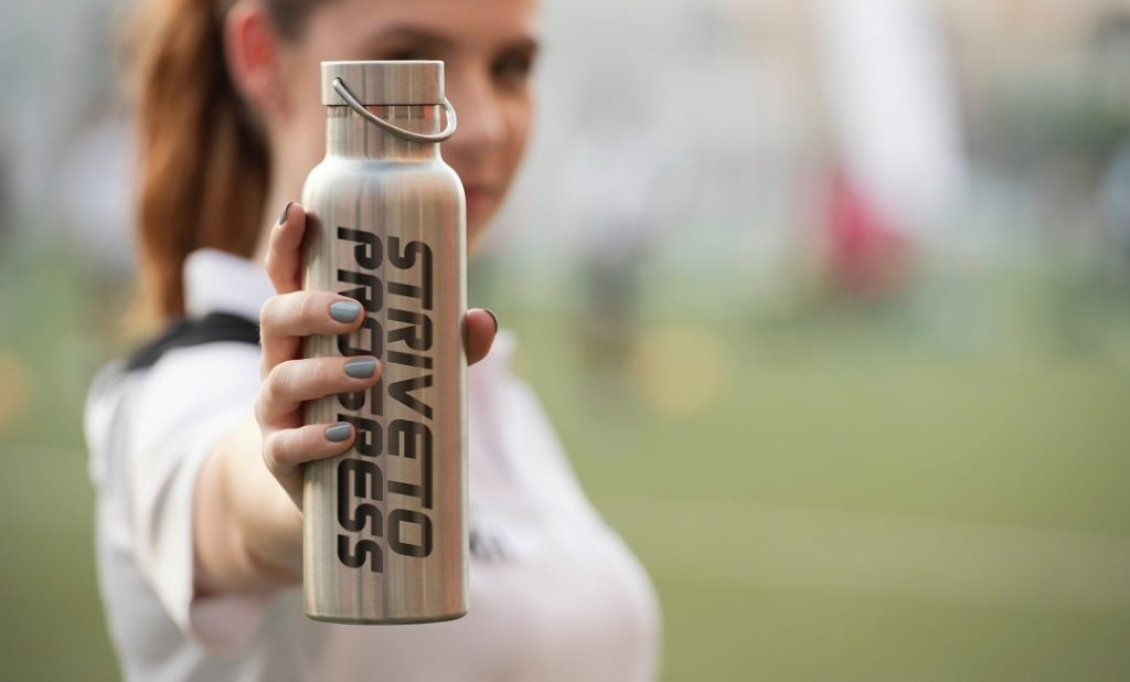 promoción botellas personalizadas