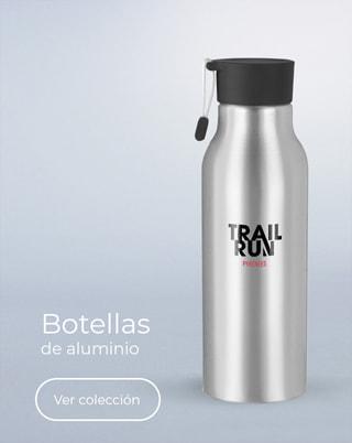 Botellas metálicas personalizadas