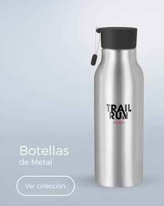 Botellas de metal personalizadas para empresas