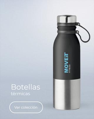 Botellas de acero personalizadas