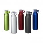 Botellas de aluminio con logotipo