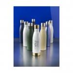 Botellas personalizadas metálicas