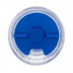 Vasos térmicos con logo azul