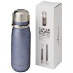 Botellas termo merchandising gris