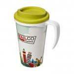 Tazas para llevar café con logotipo lima