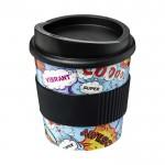 Vaso pequeño take away impresión 360