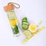 Botellas cristal publicitarias