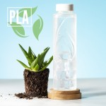 Botella compostable promocional
