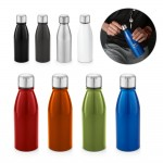 Botellas deportivas de aluminio