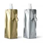 Botellas flexibles con logotipo