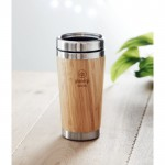 Vasos térmicos personalizados bambú
