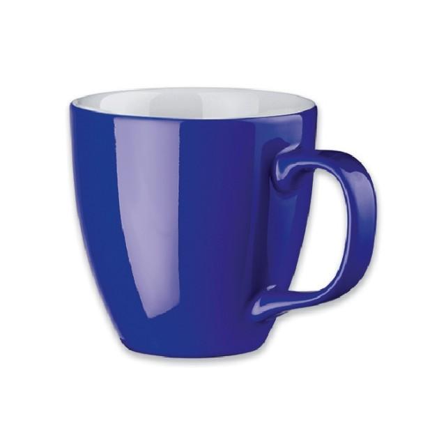 Mugs publicitarios azul real