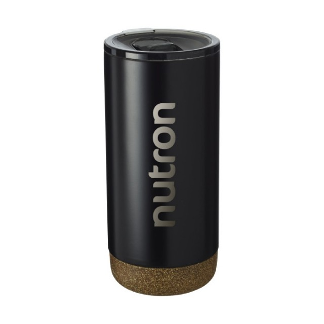 Vaso térmico personalizado negro