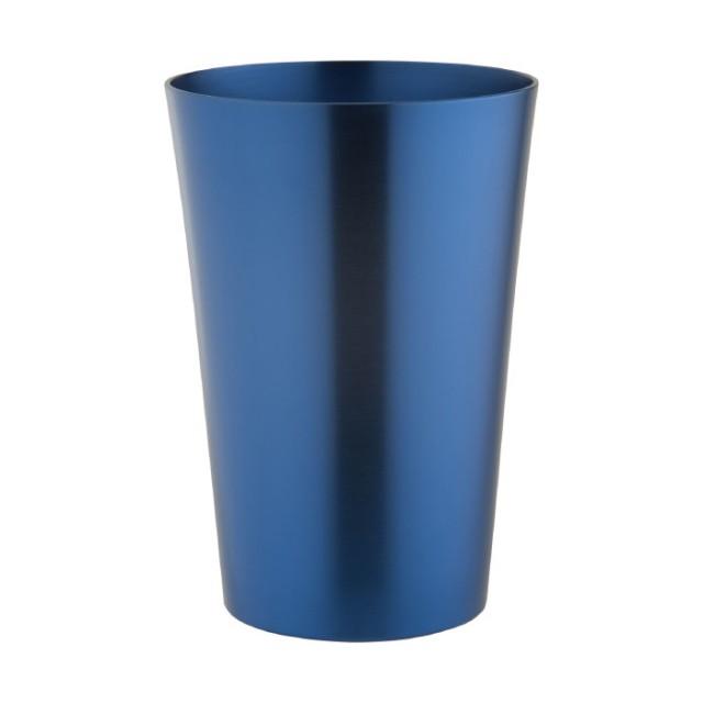 Vasos reutilizables personalizados de aluminio