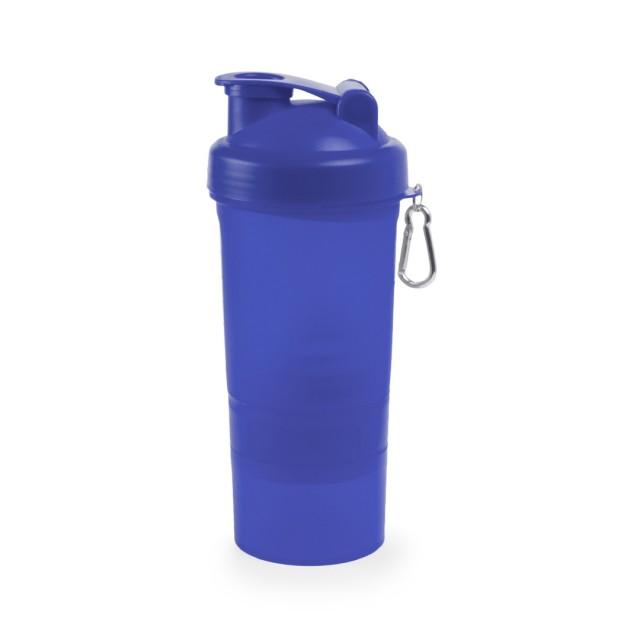 Shaker personalizado azul