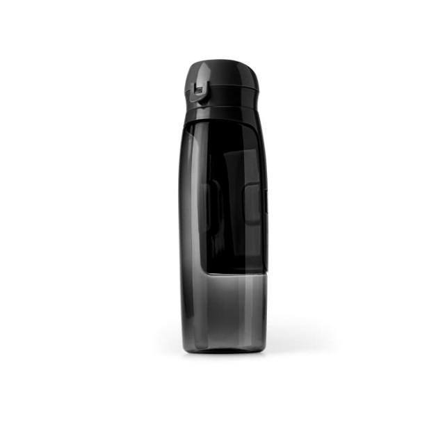 Botella promocional con portatarjetas
