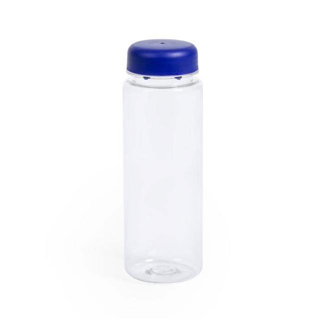 Botellas personalizadas azul