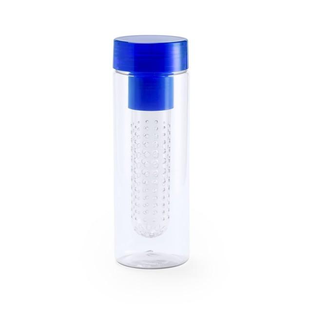 Botellas de tritán accesorio fruta azul