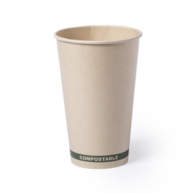 Tazas take away compostables