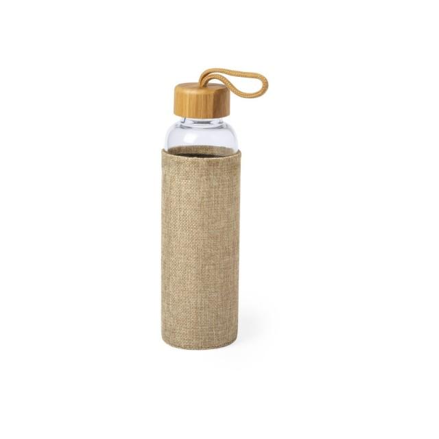 Botellas de cristal eco personalizadas