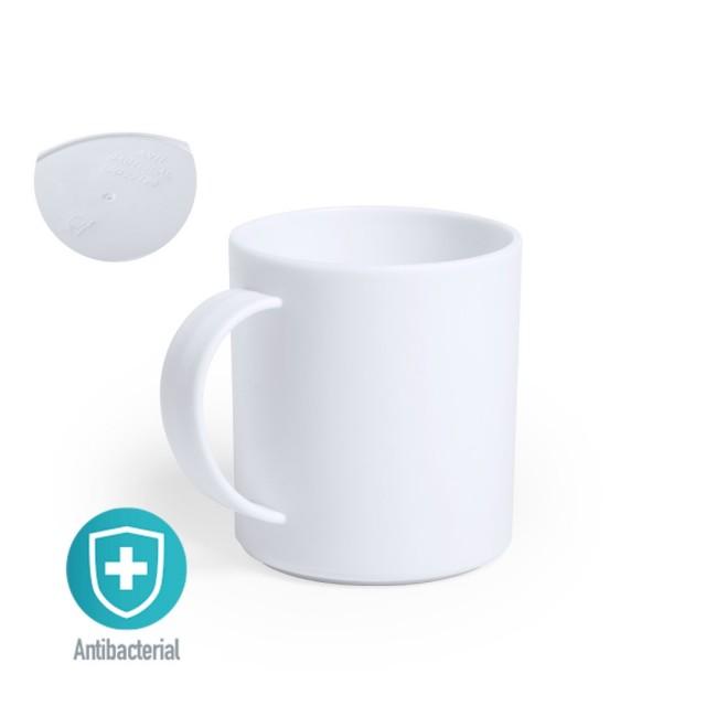 Tazas antibacteriales personalizadas