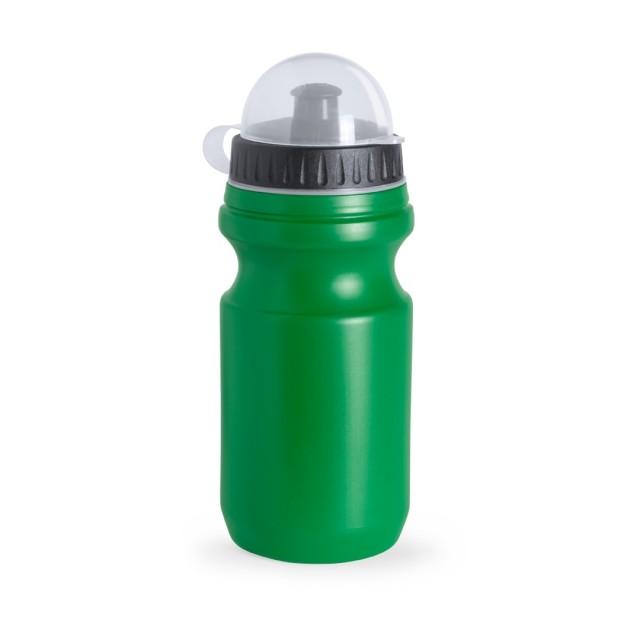 Botellas deportivas personalizadas verde
