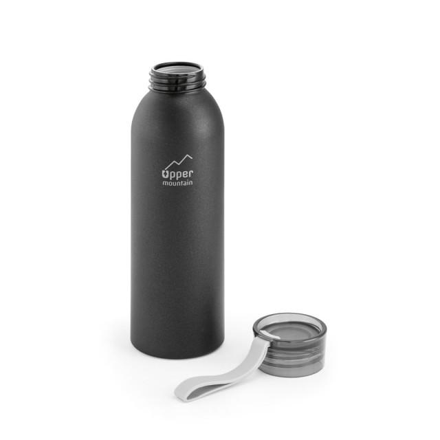 Botellas de metal personalizadas con logo