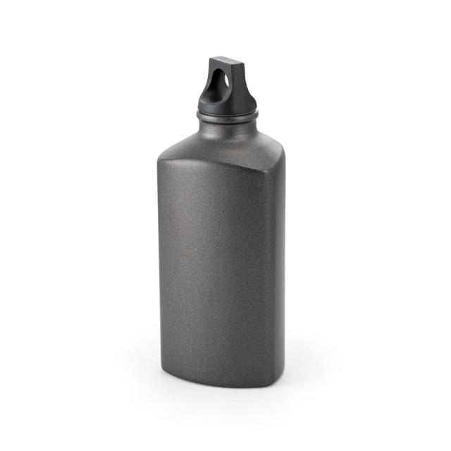 Botella triangular personalizada