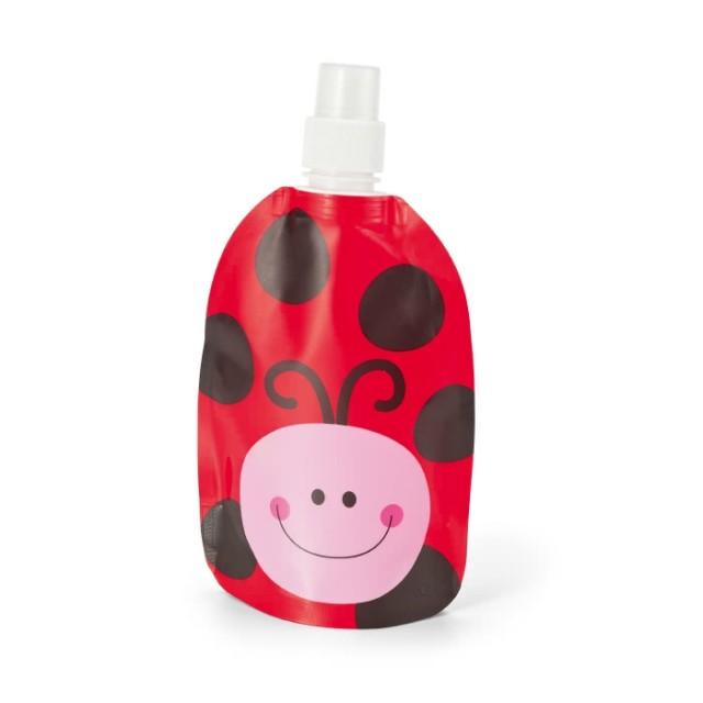 Botella plegable para niños personalizada