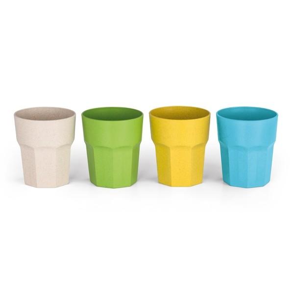 Vasos reutilizables personalizados