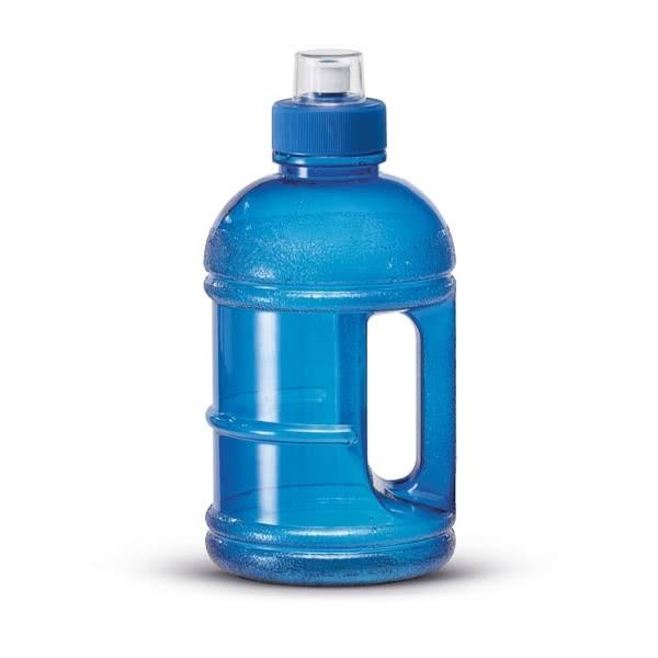 Botella deportiva grande personalizada
