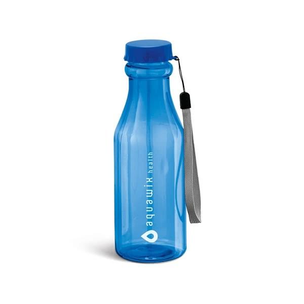 Botellas deporte personalizadas azul