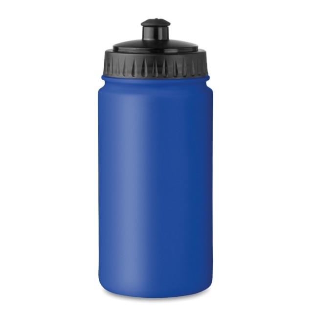 Botellas para deporte personalizadas azul