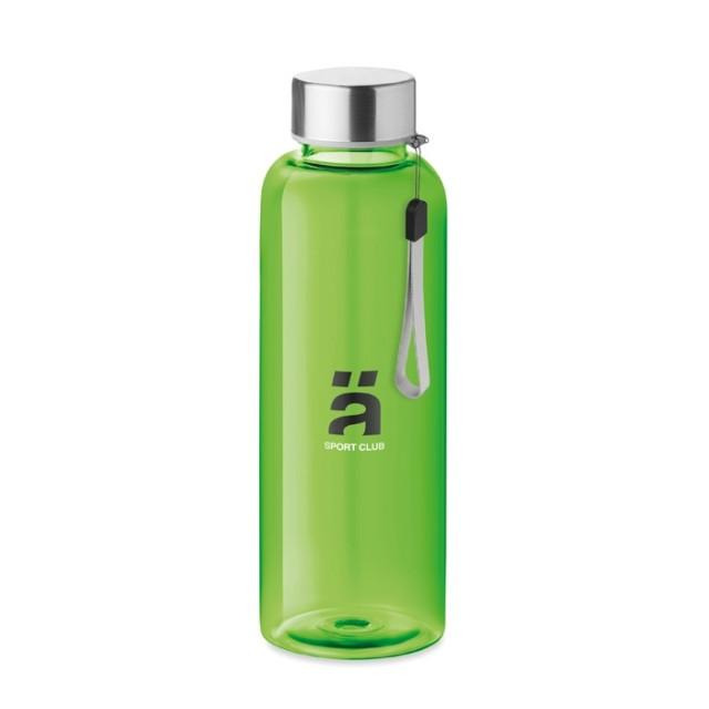 Botellas con logotipo tritán lima