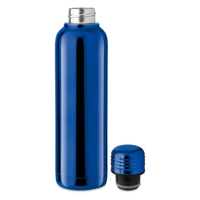 Termos metálicos personalizados azul