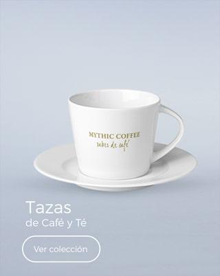 tazas de café personalizadas y te